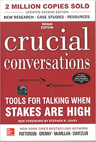 Books to Read Crucial conversations