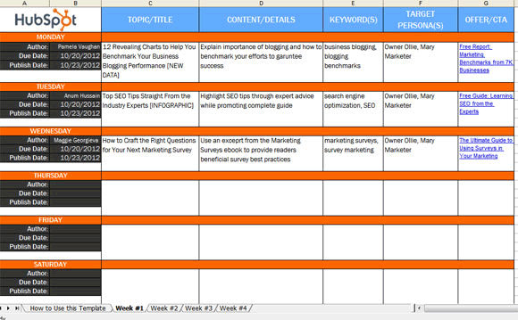 Media Plan Template | 5 Media Plan Free Templates To Save Your Time Newoldstamp