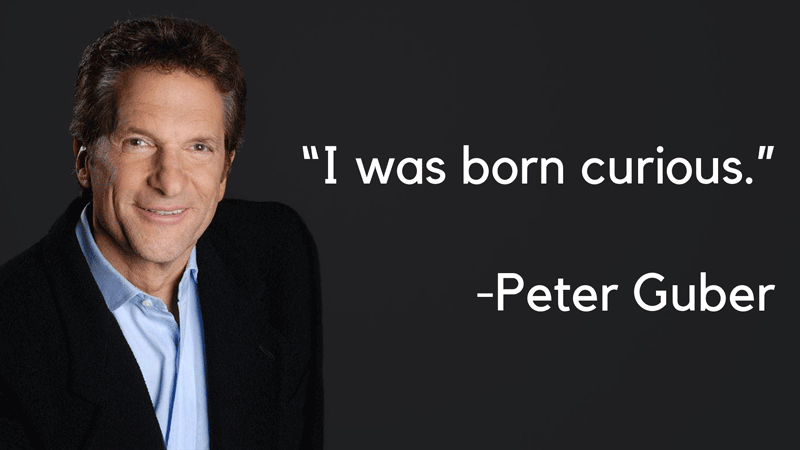 Peter Guber quote