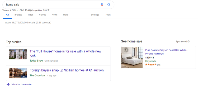 real estate ppc