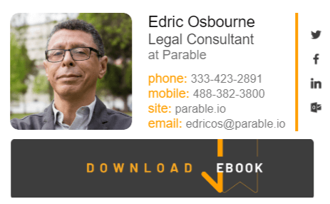 Create Professional Email Signature for Lawyer Company