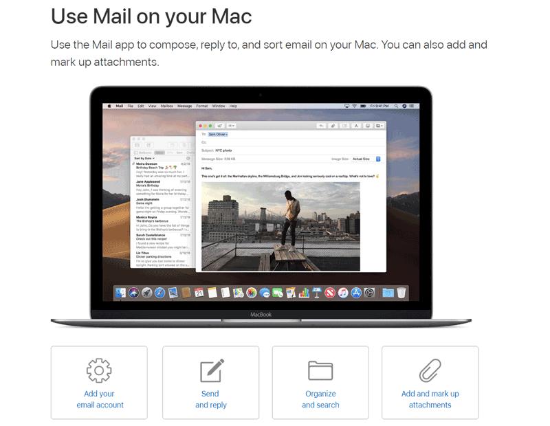 Alternative Mail Client For Mac Yosemite