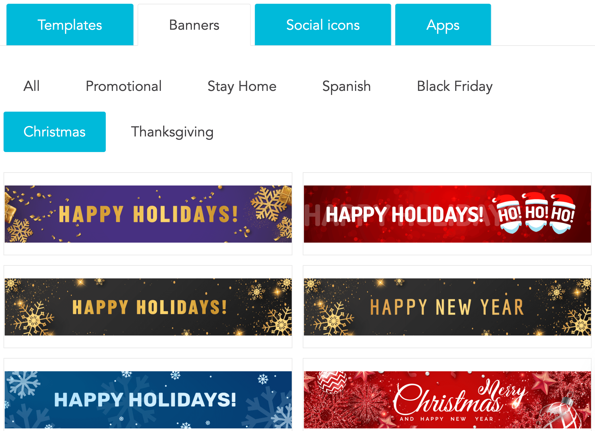 How To Choose A Perfect Christmas Banner For Email Signature In 2020 Newoldstamp