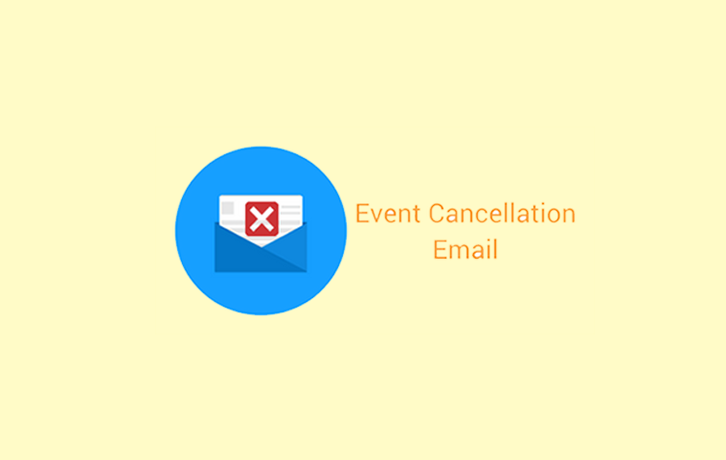 How to Write an Event Cancellation Email?