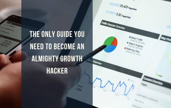 What is Growth Hacking? The Only Guide You Need to Become an Almighty Growth Hacker