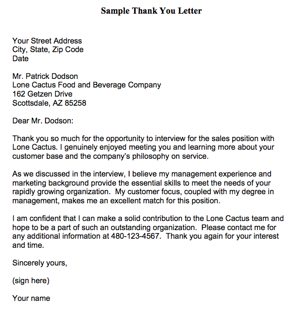 How to Write a Thank-You Email after a Sales Meeting and