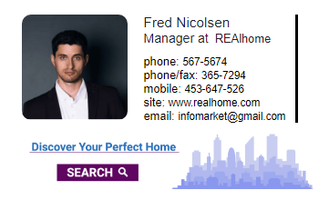 NEWOLDSTAMP email signature realtor