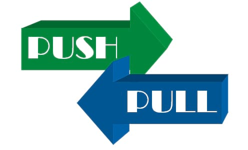 push-and-pull